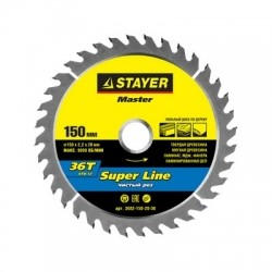 Диск по дереву Stayer Super Line